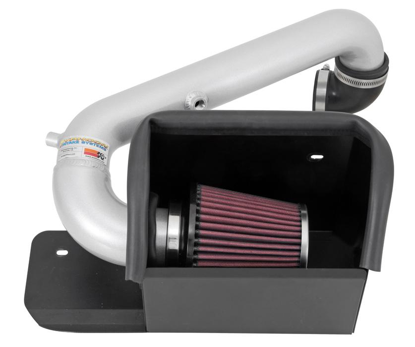 Le fiat 500 ottiene un semplice aumento di potenza con la presa d aria ad alte prestazioni k n - Prese d aria per casa ...