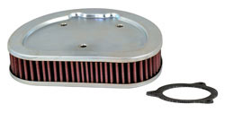 Motorcycle Air Filter HD-1508 for Harley Touring Models
