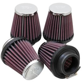 RC-2314 K&N Universal Clamp-On Air Filter