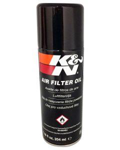 99-0504EU K&N Air Filter Oil - 7.18 oz  204ml Aerosol - International