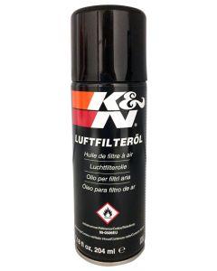99-0506EU K&N Air Filter Oil - 7.18 fl oz/204 ml Aerosol - Non-US