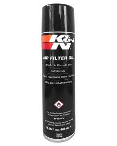 99-0516EU K&N Air Filter Oil - 14.36 fl oz/408 ml Aerosol - Non-US