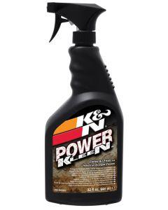 99-0621EU K&N Power Kleen; Filter Cleaner - 32 oz Trigger Sprayer