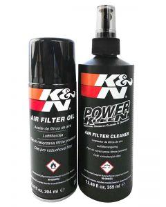 99-5000EU K&N Filter Care Service Kit Aerosol - International