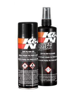 99-5000 K&N Filter Care Service Kit Aerosol