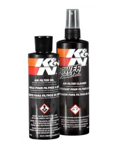 99-5050 K&N Filter Care Service Kit - Squeeze Red