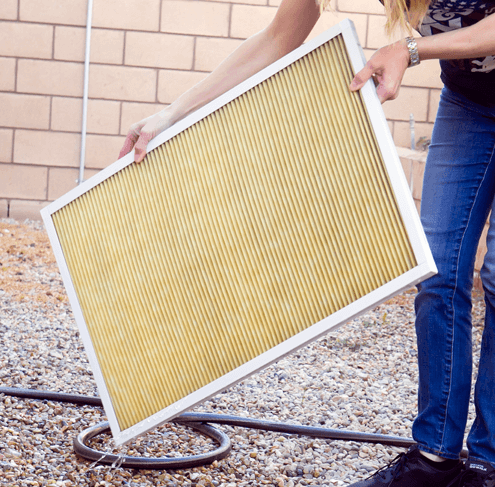 washable airfilter