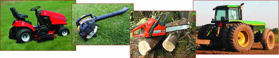 Lawnmower, Blower, Chainsaw and Tractor Air Filters